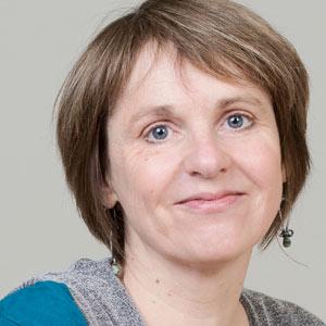 GFK-Trainerin Klaudia Schäfer