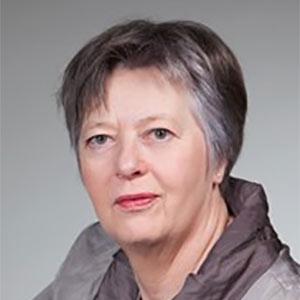 GFK-Trainerin Claudia Broadhurst