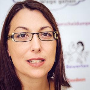 GFK-Trainerin Nicole Ganser
