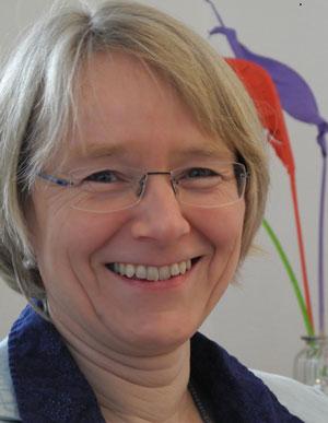 CNVC- Trainerin Bärbel Klein